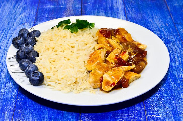 Amanida, ferro colat, verdures, cuina, menjar, aliments, menjar