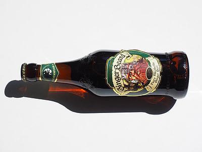 pivo, Pivo boca, đumbir bradu pivo, piće, boca, alkohol, staklo