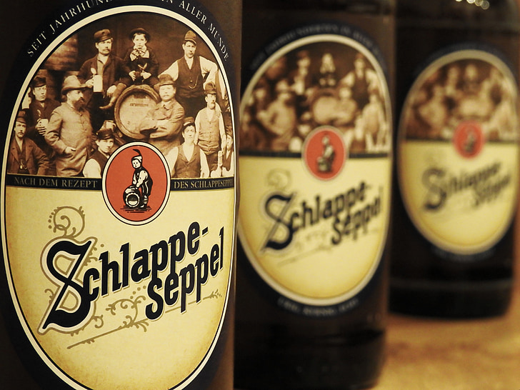 öl, flaska, dryck, öl flaska, alkohol, förfriskning, alkoholhaltiga