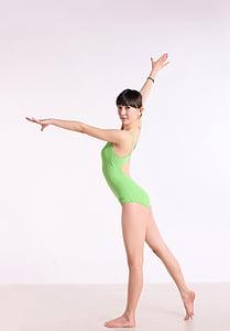 china, female, dance, yoga, posture, beautiful, human arm