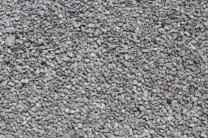 pedres, còdols, còdols, Steinig, terra, fons, molts