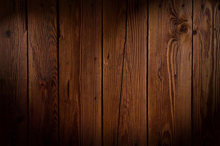 fusta, gra, estructura, textura, Junta, patró, fons