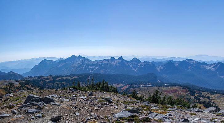 paisagem, montanha, natureza, ao ar livre, pedras, cênica, pico de montanha