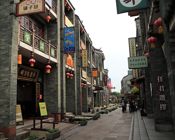 Lingnan cultura, l'arquitectura, Turisme