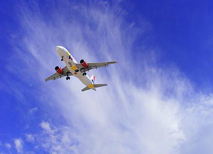 máy bay, Aviation, giao thông đường không, Sân bay, cất cánh, chuyến bay, chuyến đi