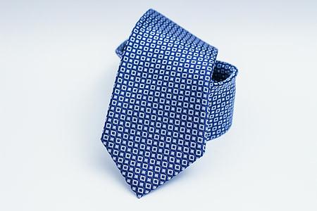 tie, blue mens tie, mens tie