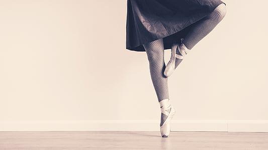 ballet, black-and-white, dance, dancers, dancing, girl, performance