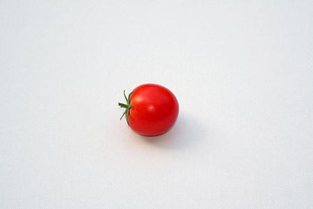 tomaat, salade, zomer, Tuin, voedsel, vitaminen, eten