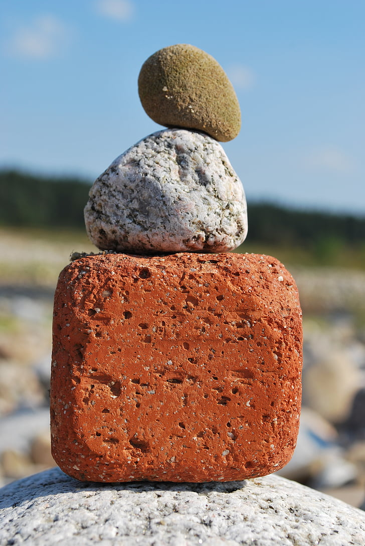 sten, naturen, Rock, färgglada, Rock - objekt, sten - objekt, Pebble