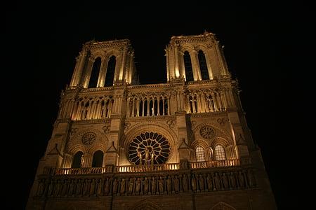 l'església, Notre-dame, Dame, Catedral, França, Notre, arquitectura