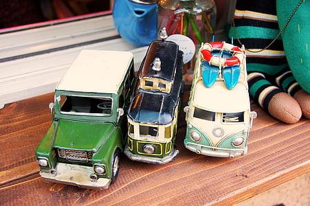 miniatury, model samochodu, Zabawka, modelu