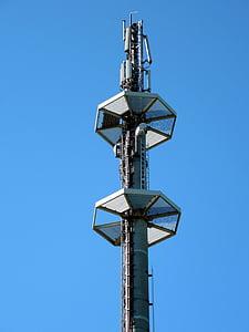 라디오, 송신기, 리셉션, 안테나, 방송, 라디오 안테나, 통신