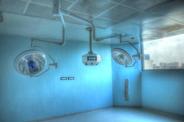 quiròfan, diagnòstic, Hospital, mèdica, assistència sanitària, sala, OT