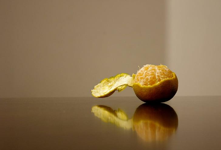 Clementine, sitrus, frukt, sunn, velsmakende, vitaminer, Spa