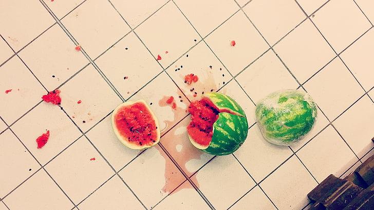 аварії, підлоги, продукти харчування, Грін, сік, червоний, Шопінг