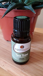 essential oil, essential, oils, bottles, aromatherapy, tea tree, tea tree oil