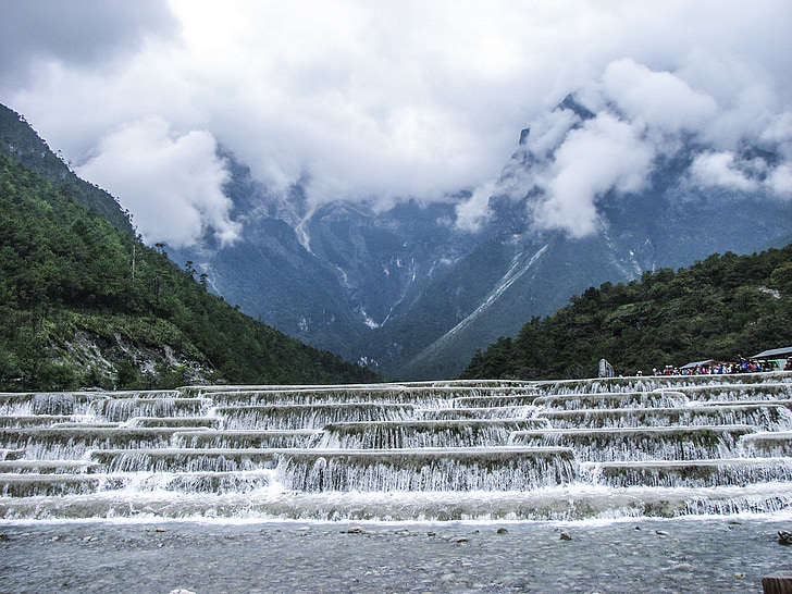 xinès, Yunnan, paisatge