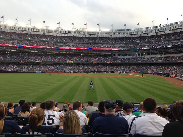 beisbol, Yankees, Estadi Yankee, esports, equip, Estadi, àmbit