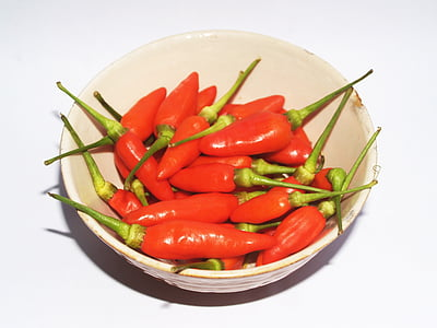 chilli, pepper, red, hot, chili, paprika, green
