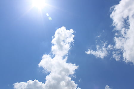 clouds, sky, sky clouds, blue sky clouds, blue, nature, weather
