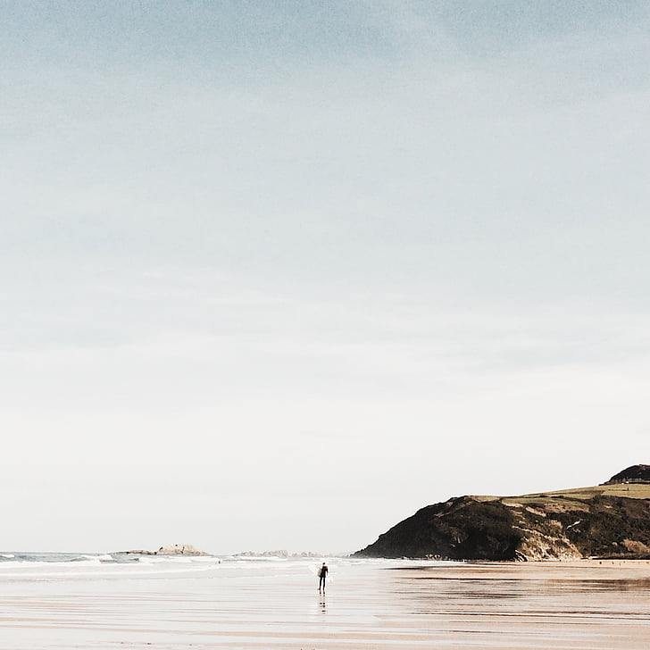 serenity, water, beach, zen, peaceful, ocean, tranquil