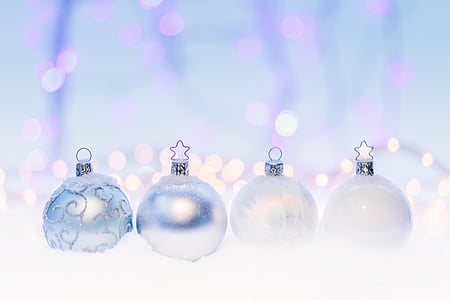 Nadal, boles de Nadal, decoracions de Nadal, l'hivern