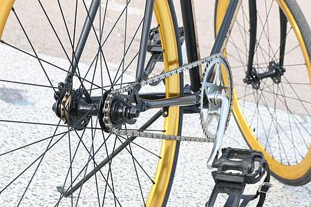 bicikala, bicikl oprema, bicikl, pedala, žbice, kotači, kolo