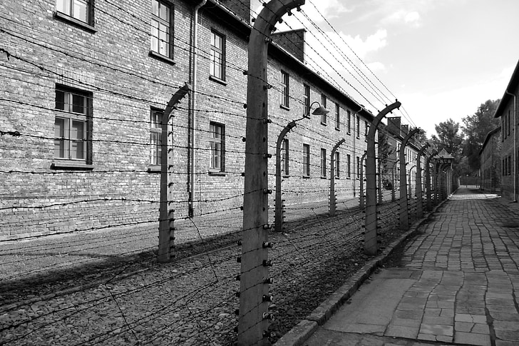 Pologne, camp de concentration, Auschwitz