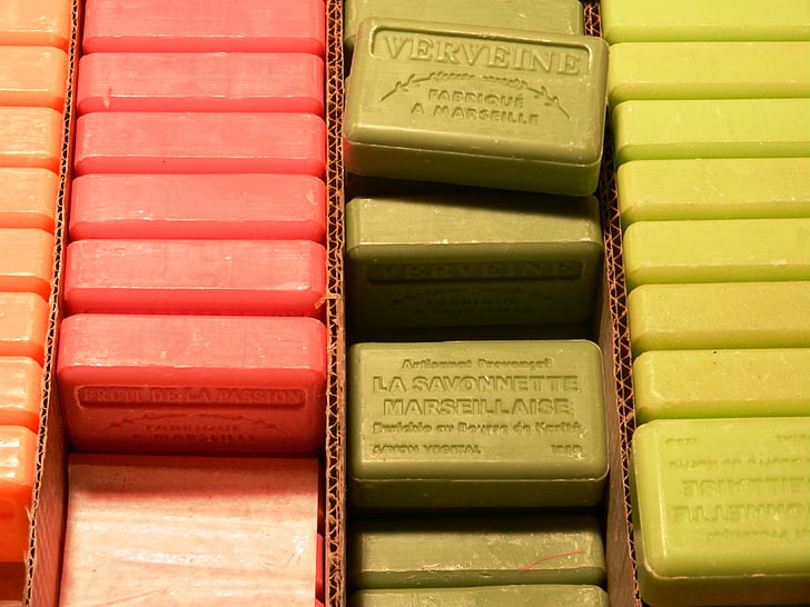 soap, perfumery, chemicals, cosmetics, natural, colorful, cosmetic