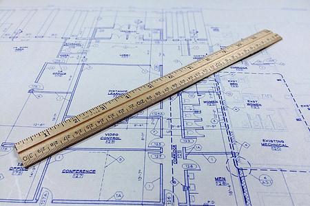 eskiis, joonlaud, arhitektuur, arhitektuuri, arhitekt, kava, ehitussektoris