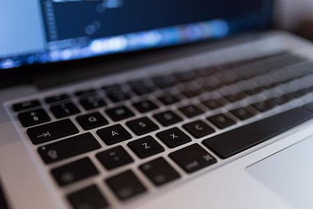 Tilt, Shift, Фотографія, MacBook, Pro, кодування, програмування