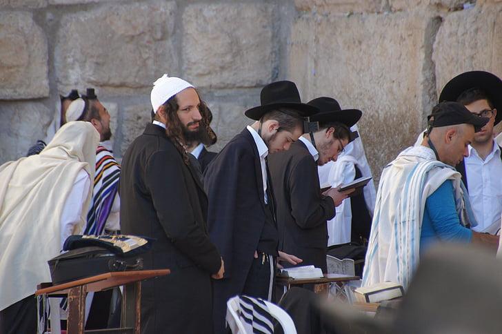 wailing wall, wall, judaism, jerusalem, old city, city, holy