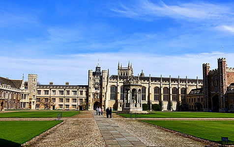university, cambridge, england, campus, historic, landmark, education
