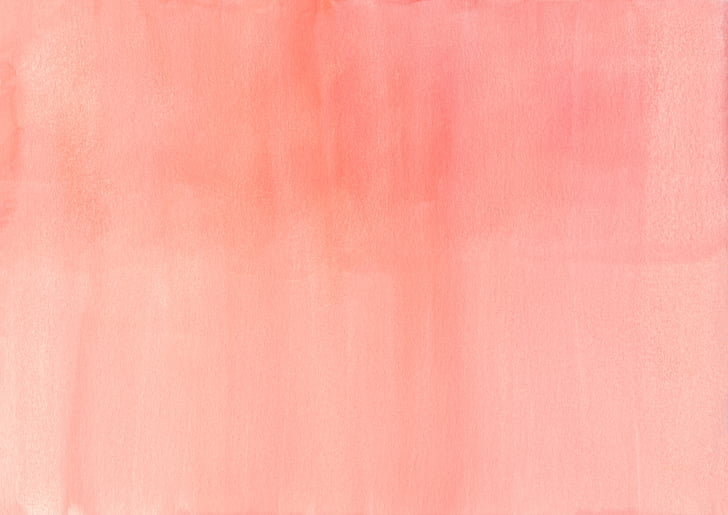akvarell, virsik, taust, roosa, tekstuur, roosa taust, taustaga abstraktne