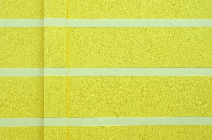 paret, groc, pistes