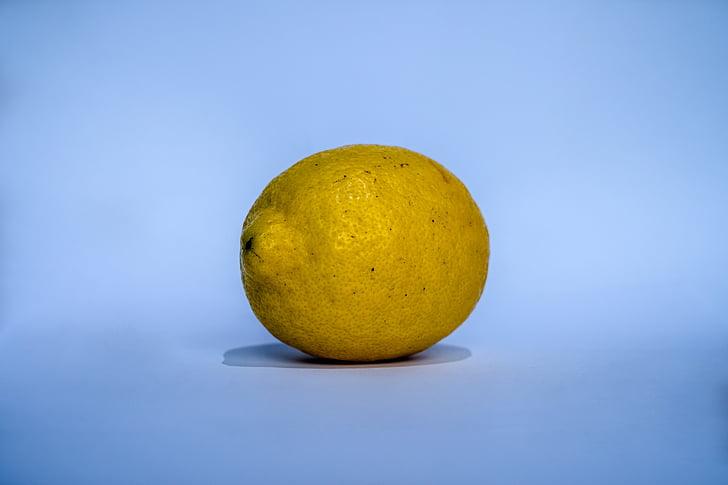 llimona, groc, fruita, Agra, vitamines, Nutrició, menjar