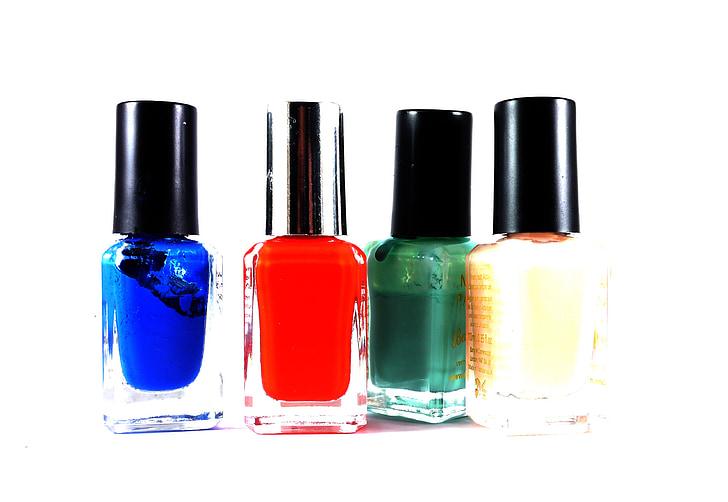 Лак для ногтей, польский, ногтей краски, краска, гвоздь, маникюр, Косметика