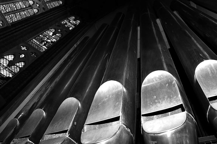 òrgan litúrgic, orgue, canyes, òrgan, Litúrgia, música, l'església