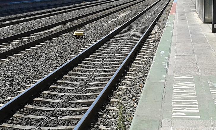 railway, train tracks, path, destination, travel, delusion, hope