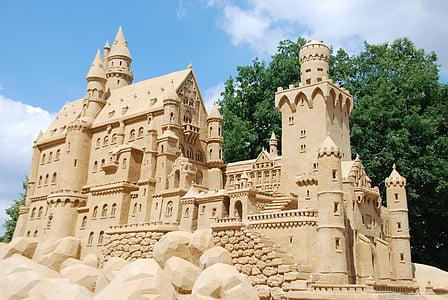 sand, sculpture, art, sand castle, architecture, famous Place, history