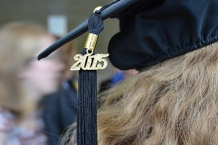 квадратна академична шапка, домашен любимец, шапка за завършване, дипломирането капачка, mortarboard, Оксфорд капачка, шапка