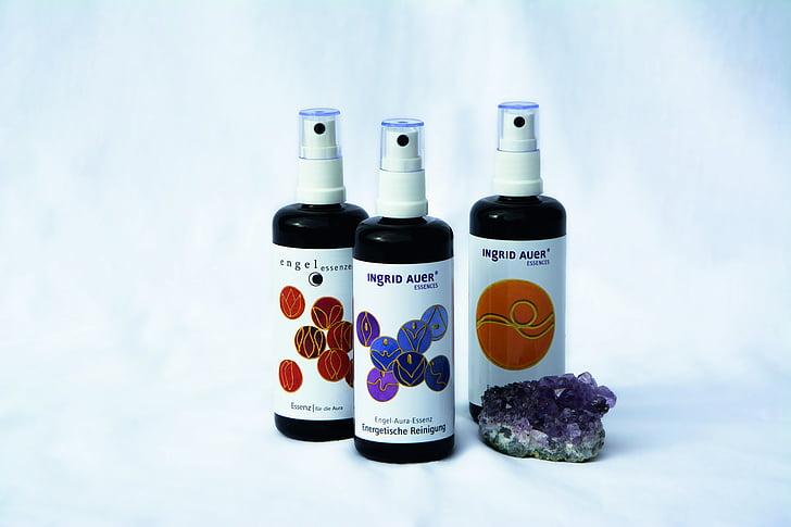 üveg, szín, konténer, Essence, Homeopátia, Ingrid auer, folyadék