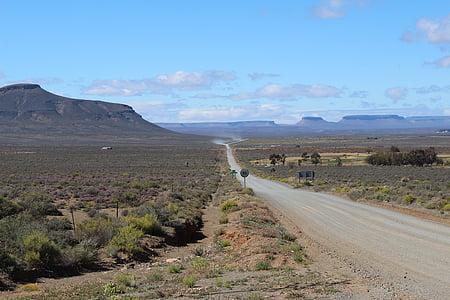 muntanya, passar, Sud-àfrica