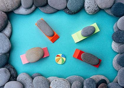 Art, llambordes, diversió, harmonia, oci, massatge, recreació