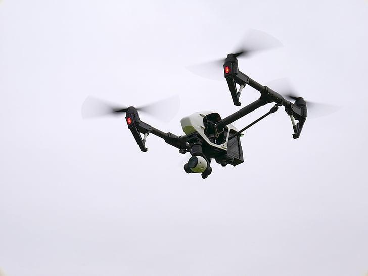 UAV, κηφήνας, εναέρια, απομακρυσμένη, μύγα, μη επανδρωμένα, ύψους