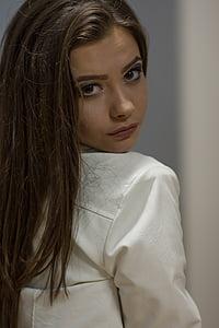model de moda, noia, força, moda, models de moda, model de, jove