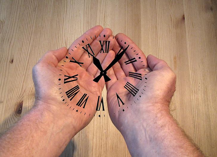 hand, handen, houden, tijd, klok, hoeveelheid tijd, tijd van