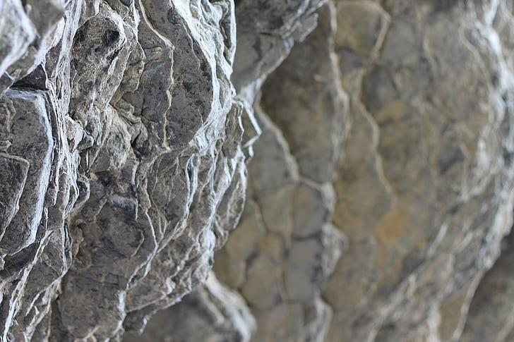 Rock, vrstvy, Geológia, vrstvené, vápenec, Príroda, kameň