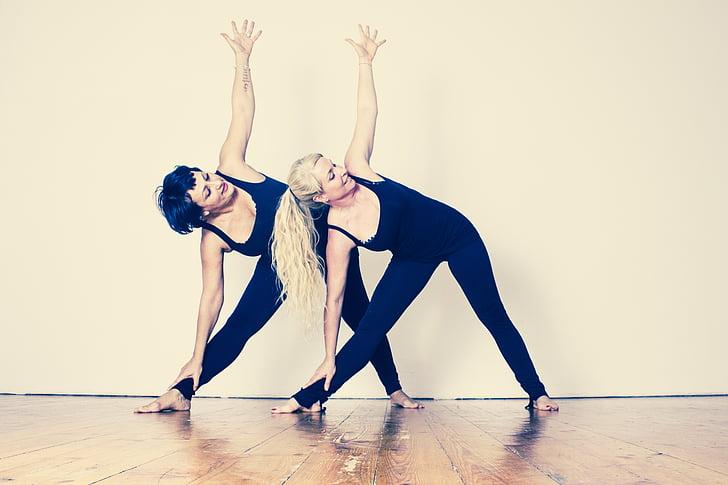 joga, cilvēku, enerģija, Sports, pilda, sievietes, cilvēki