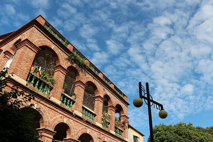 Xiamen, illa de Gulangyu, edifici